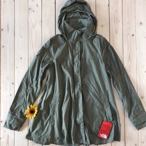 The North Face Flychute A-Line Jacket NEW